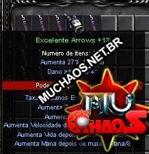 Kit Flechas Full (Arrow)