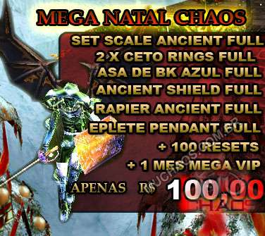 Chaos Ancient KIT Scale