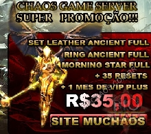 Warrior Leather Ancient Full