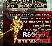 Kit Warrior Leather Ancient Full